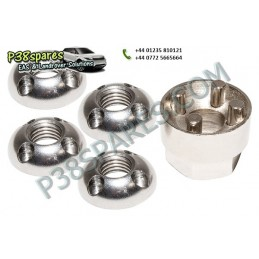 Tamperproof Nut Set - Winching - All Models - supplied by p38spares all, nut, models, set, -, Winching, Tamperproof, Da7331