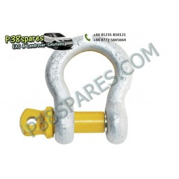 Replacement Shackle - Winching - All Models - supplied by p38spares all, replacement, models, -, Shackle, Winching, Da3160A