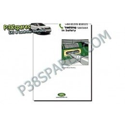 Winch In Safety - Winching - All Models - supplied by p38spares all, models, -, Winch, Winching, In, Safety, Da3156