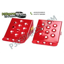 Wheel Chocks - Winching - All Models