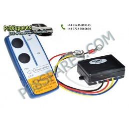 Winch Remote Control -   Winching -  All Models
