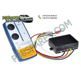 Winch Remote Control - Winching - All Models - supplied by p38spares control, all, remote, models, -, Winch, Winching, Db1308-