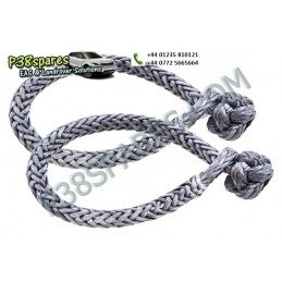 Dynaline Shackle - Winching - All Models - supplied by p38spares all, models, -, Shackle, Winching, Dynaline, Da7335