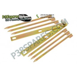Ground Anchor Set - Winching - All Models - supplied by p38spares all, models, set, -, Winching, Ground, Anchor, Db1314