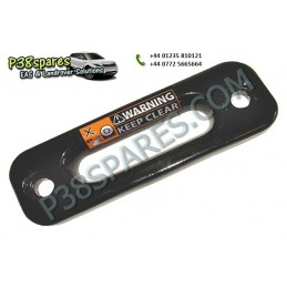 Hawse Fairlead - Winching - All Models - supplied by p38spares all, models, -, Hawse, Fairlead, Winching, Db1005