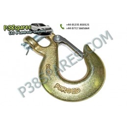Winch Cable Hook - Winching - All Models - supplied by p38spares all, models, -, Winch, Winching, Cable, Hook, Db1328H