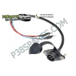 Remote Control Socket Upgrade/Repair - Winching - All Models
