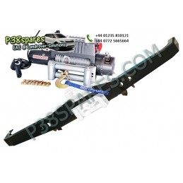Standard Bumper Kit - Winching - Range Rover Classic Models Air suspension Standard Bumper Kit Land Rover - Winch With Steel