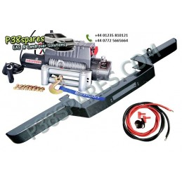 Standard Bumper Kit - Winching - Defender Models Air suspension Standard Bumper Kit Land Rover - Winch With Steel Cable. .