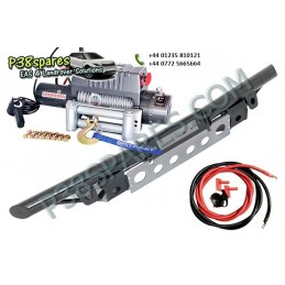 Tubular Bumper Kit -   Winching -  Defender Models