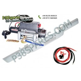 Standard Galvanised Bumper Kit -   Winching -  Defender Models