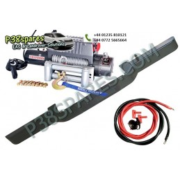 Standard Bumper Kit - Winching - Defender Models Air suspension Standard Bumper Kit Land Rover - 24 Volts Winch With Steel