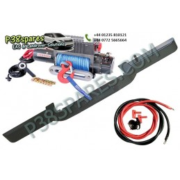 Standard Bumper Kit - Winching - Defender Models Air suspension Standard Bumper Kit Land Rover - Winch With Dyneema Rope. .