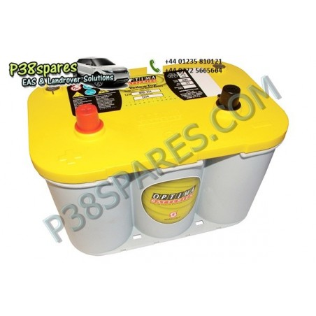 Optima Yellow Top - 12 Volt -     .Capacity . 55Ah.  .Cold Cranking Amps (Cca) . 765.  . . -  All Models