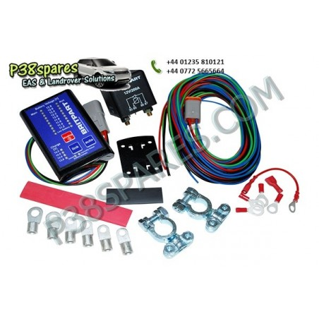Microprocessor Controlled Dual Battery Management System -    -  All Models