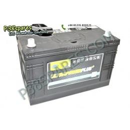 Battery - .Volts - 12. .Capacity. 110Ah. .Cold Cranking Amps (Cca). 750. . . - All Models.