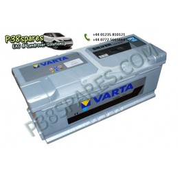 Battery - .Volts - 12. .Capacity. 110Ah. .Cold Cranking Amps (Cca). 920. . . - All Models.
