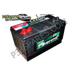 Battery - .Volts - 12. .Capacity. 100Ah. .Cold Cranking Amps (Mca). 1000. . . - All Models.