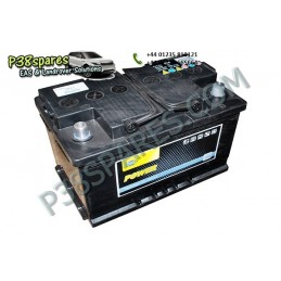 Battery - .Volts - 12. .Capacity. 70Ah. .Cold Cranking Amps (Cca). 640. . . - All Models. - supplied by p38spares all, battery