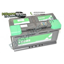 Battery - .Volts - 12. .Capacity. 95Ah. .Cold Cranking Amps (Cca). 855. . . - All Models. - supplied by p38spares all, battery
