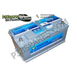 Battery - .Volts - 12. .Capacity. 95Ah. .Cold Cranking Amps (Cca). 855. . . - All Models.