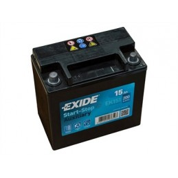 Battery - .Volts - 12..Capacity. 15Ah..Cold Cranking Amps (Cca). 200... - All Models