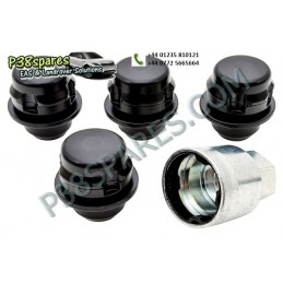 Locking Wheel Nut Kit -   Wheels -  Disco 3 And 4 , Range Rover Sport Mk 1 Models