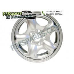 "15"" X 5.5J - Wheels - Freelander 1 Models Air suspension 15"" X 5.5J Land Rover - .Silver. . .Freelander 1. . - Freelander 1"