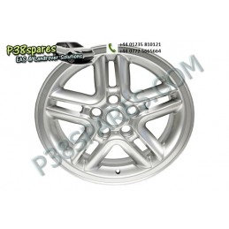 "18"" X 8 - Hurricane Alloy Wheel - Wheels - Range Rover P38 Models - supplied by p38spares rover, range, x, wheel, p38, wheels,"