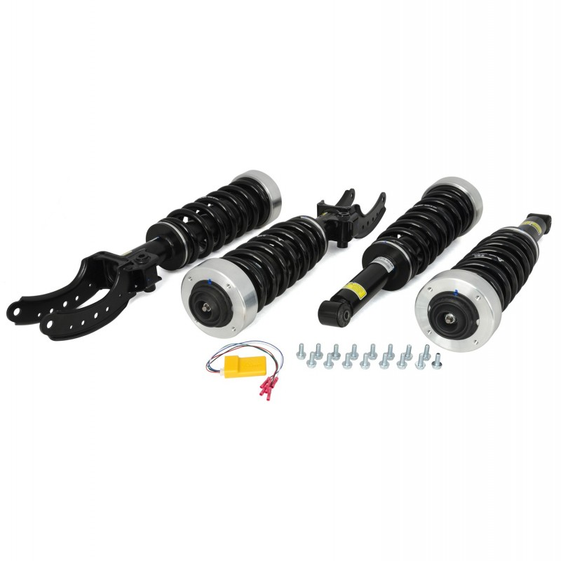 Arnott   Audi EAS Arnott Air to Coil Conversion Kit Q7, Porsche Cayenne, VW Touareg 2002-2015 - supplied by p38spares Audi, air,