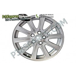 "18"" X 8 - 10-Spoke Alloy Wheel -   Wheels -  Discovery 3 Models"