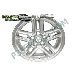 "18"" X 8 - Hurricane Alloy Wheel - Wheels - Discovery 2 Models - supplied by p38spares 2, discovery, x, wheel, wheels, models,"