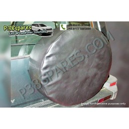 Spare Wheel Cover - Wheels - Models - supplied by p38spares wheel, cover, wheels, models, -, Spare, Da2021