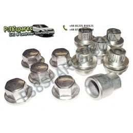 Locking Wheel Nuts & Key Kit - Wheels - Defender Models Air suspension Locking Wheel Nuts & Key Kit Land Rover - .For Vehicles