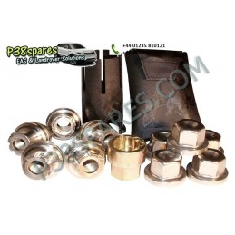 Locking Wheel Nuts & Key Kit -   Wheels -  Defender Models