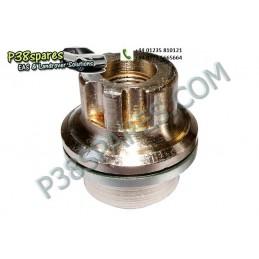 Locking Wheel Nut - Wheels - Defender Models Air suspension Locking Wheel Nut Land Rover - .Code F. . .Defender. .Discovery 1.
