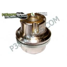 Locking Wheel Nut - Wheels - Defender Models Air suspension Locking Wheel Nut Land Rover - .Code H. . .Defender. .Discovery 1.
