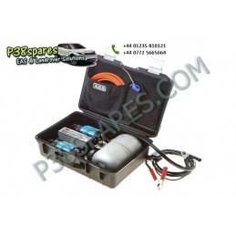 Arb Twin Portable Air Compressor - Wheels - All Models - supplied by p38spares air, compressor, all, wheels, models, -, Twin,