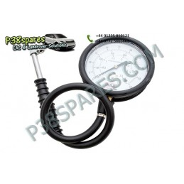 Arb Low Air Pressure Gauge - Wheels - All Models - supplied by p38spares air, pressure, all, wheels, models, -, Arb, Gauge, Lo