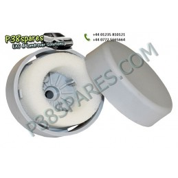 Replacement Cap And Filter - Wheels - All Models - supplied by p38spares filter, all, and, replacement, wheels, models, -, Cap