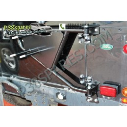 Swing Away Rear Door Mount...
