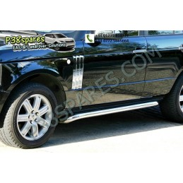 Side Protection Tubes -    -  Range Rover L322 Models