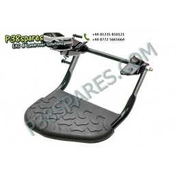 Rear Door Step - Folding - - Defender 110 Models Air suspension Rear Door Step - Folding Land Rover -