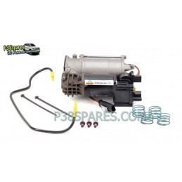 WABCO OES Air Suspension Compressor - BMW 5 Series (F07, F11) 09-17 & BMW 7 Series (F01, F02) 09-15