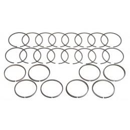 V8 Petrol Standard Piston Ring Set x8 (Full Engine)