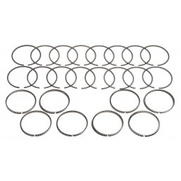 V8 Petrol Standard Piston Ring Set x8 Full Engine