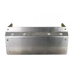 Discovery 2 Steel Steering Guard - All Models - supplied by p38spares 2, discovery, all, steel, models, -, Steering, Guard