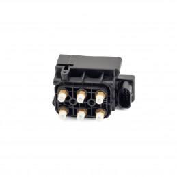 Solenoid Valve Block - Audi Allroad (C5) 00-05, Audi A6/6 (C6) 06-11, Audi A8 02-10, Audi S8 (D3) 07-09