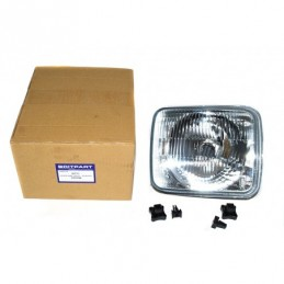 Lhd Headlamp Assy - Europe...