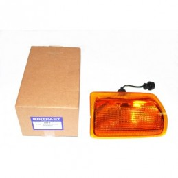 Upto 1991 Amber Right Hand Lamp - Indicator Assy Land Rover Discovery 1 Models 1989 - 1998 - Britpart Air suspension Upto 1991
